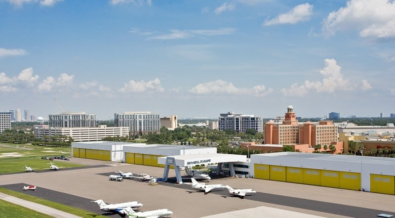 Sheltair Aviation Services