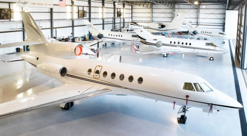 Tpa Tampa Fl Sheltair Aviation Services