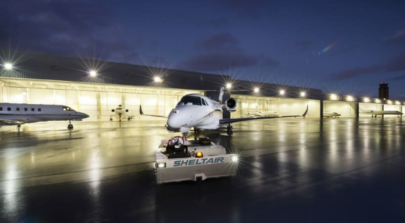 FLL – Ft  Lauderdale, FL – Sheltair Aviation Services