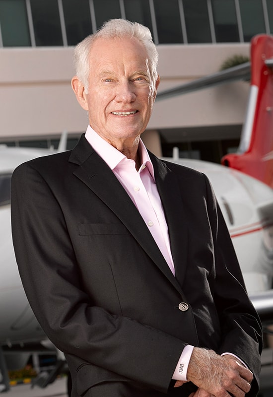 Jerry Holland Sheltair CEO and Founder