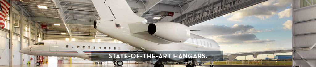 State of the Art Hanger