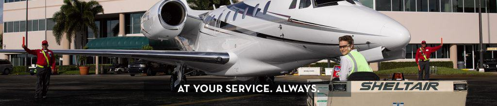 Sheltair at your service