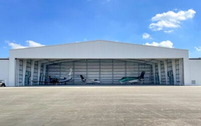 Sheltair Opens New Hangar In Ocala Expanding Its World-Class Fbo Facility
