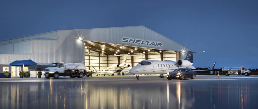Sheltair Opens 19th FBO at MLB - Melbourne International Airport