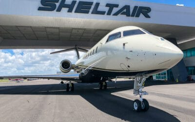 Sheltair Empowers Future Aviators with Pledge to Support Embry-Riddle's Project Liftoff