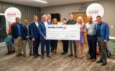 Sheltair and SUN 'n FUN Agree to Multi-Year Partnership Further Supporting Future Aviation Professionals.