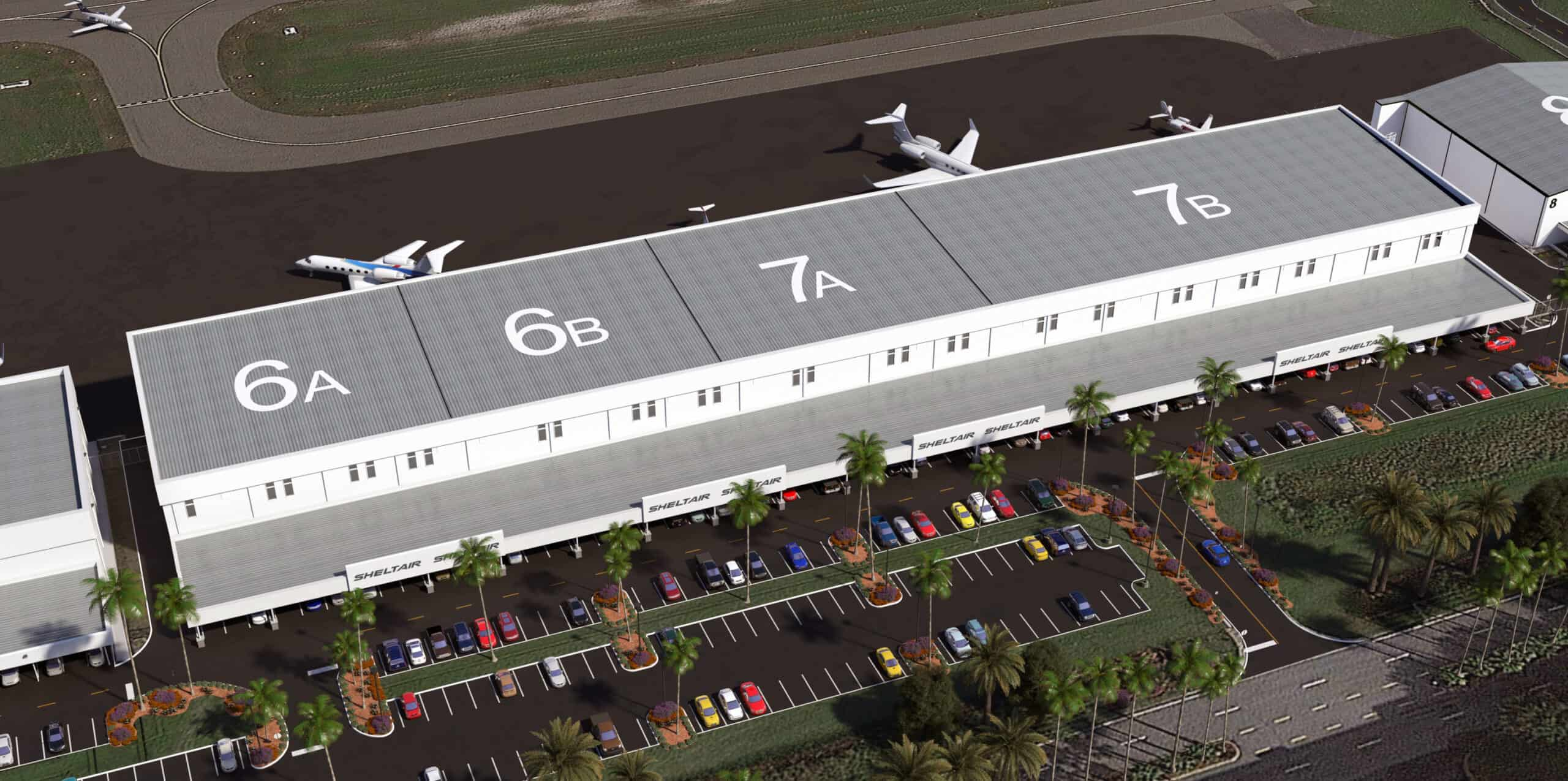 Sheltair to Break Ground on New Hangar and Office Complex at Tampa International Airport